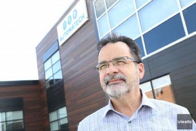 Un demi-milliard investi en aérospatiale: des attentes à Granby